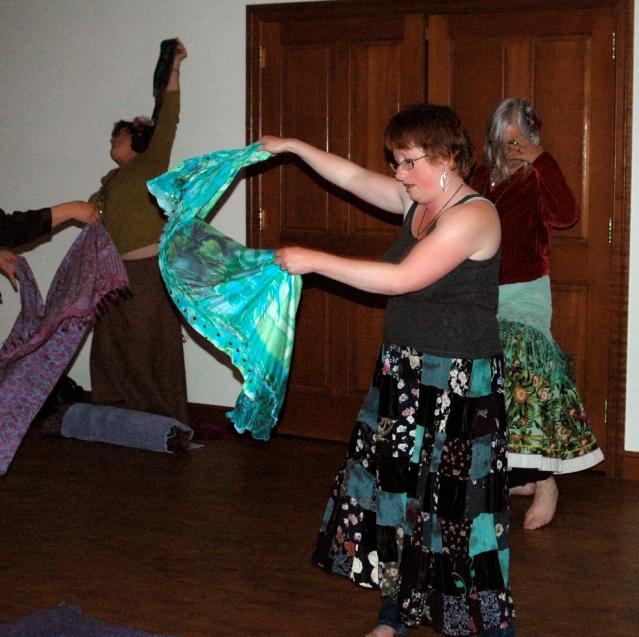 Ostara dance