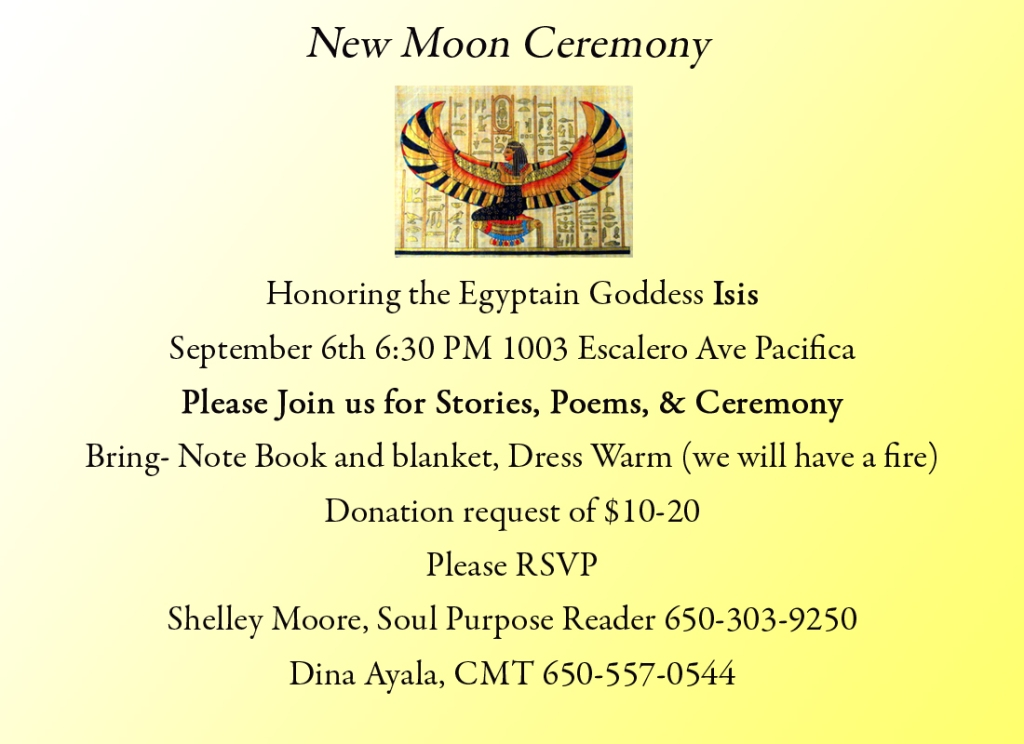 Dina new moon