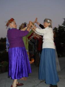 Crone Ceremony Moon Mothers of Half Moon Bay 028