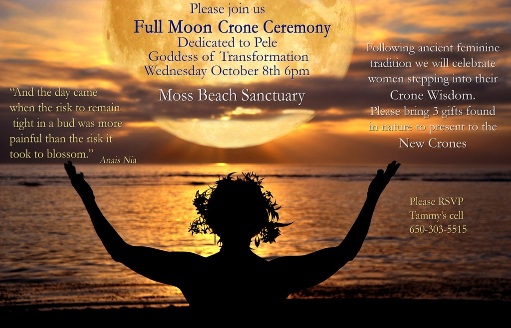 Crone ceremony2014-02
