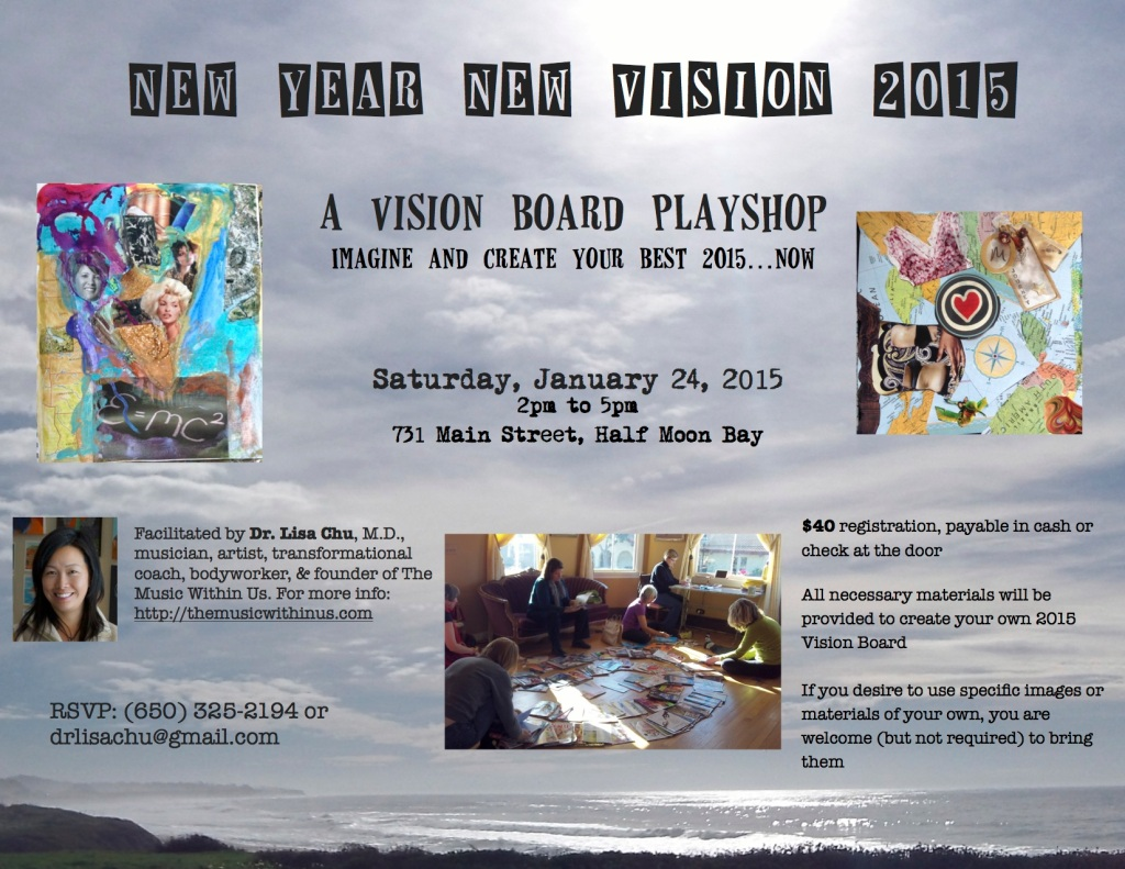 New Year New Vision Flyer 2015