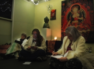 stream of conscious writing