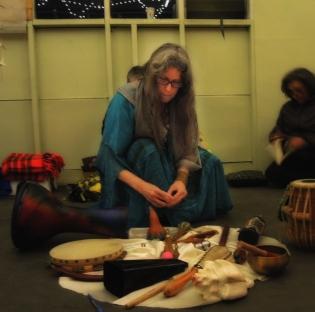 gathering instruments