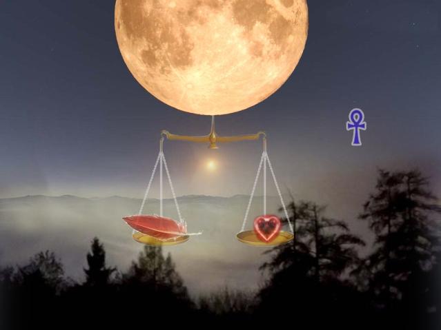 Maat full moon